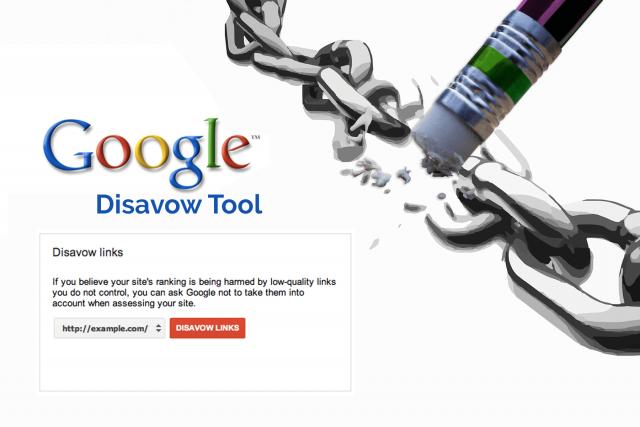 Disavow Links Negative SEO