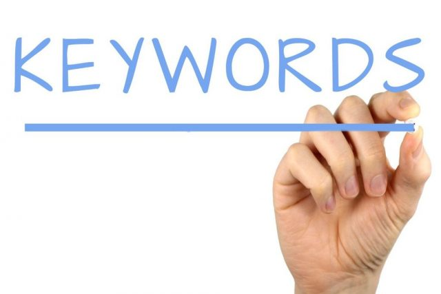 Keywords & Keyword Research