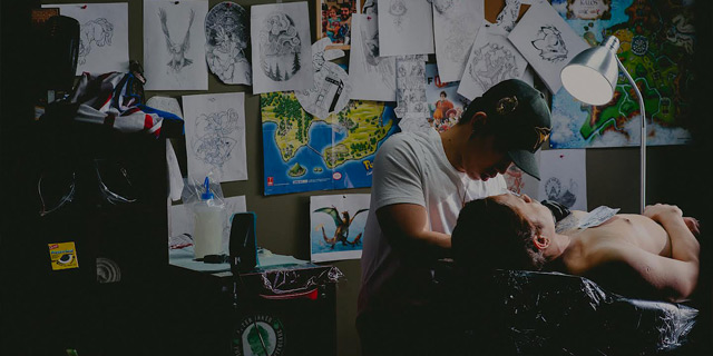 Chronic Ink Tattoo Digital Marketing Case Study Banner