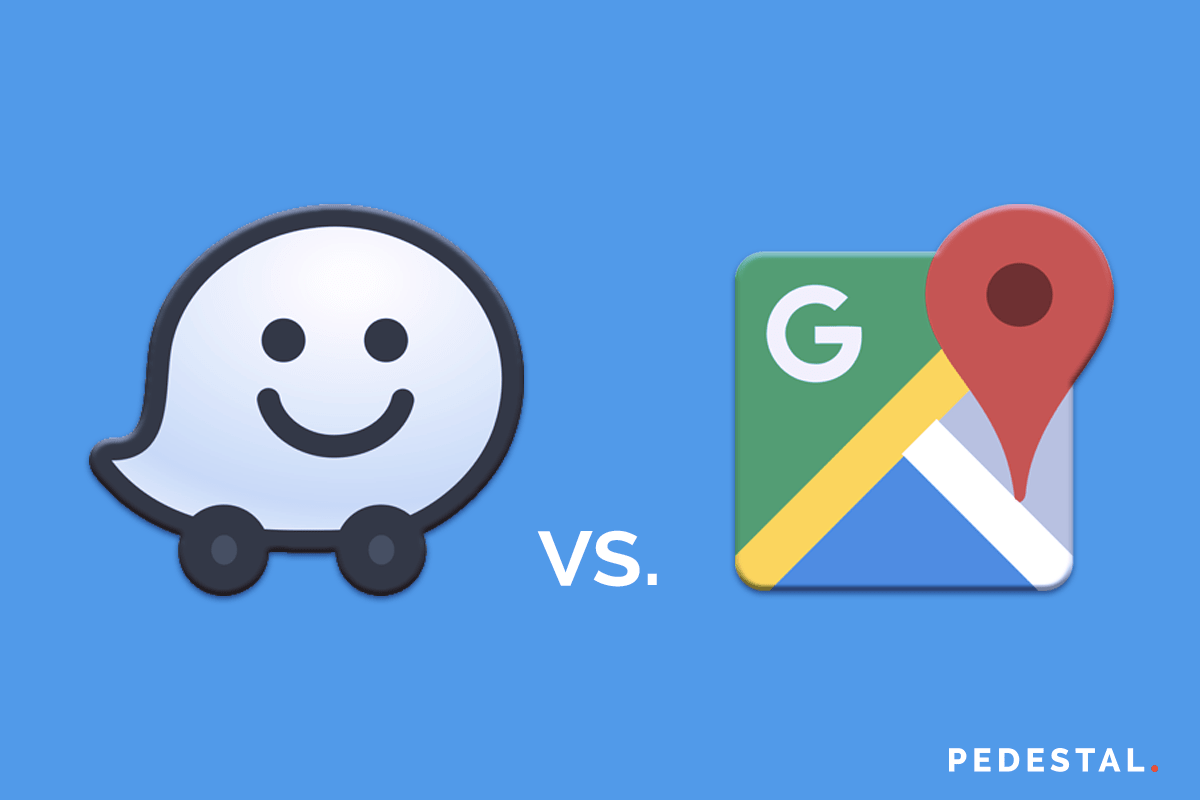 Waze Vs Google Maps Mobile Advertising Navigational Marketing
