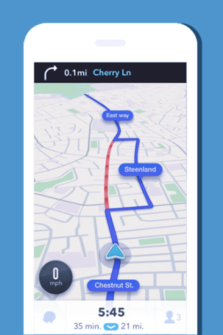 0 Speed Takeover Ads Waze