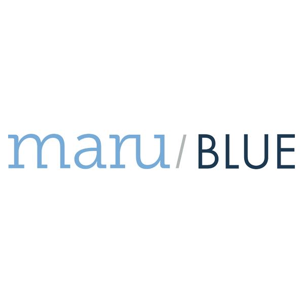 Maru/Blue logo
